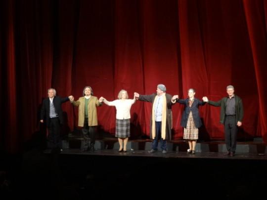 Les rôles principaux Tristan und Isolde 18 mai 2014 Deutsche Oper Berlin