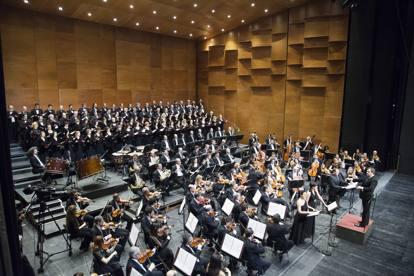 La Messa di Requiem à Florence ©Simone Donati
